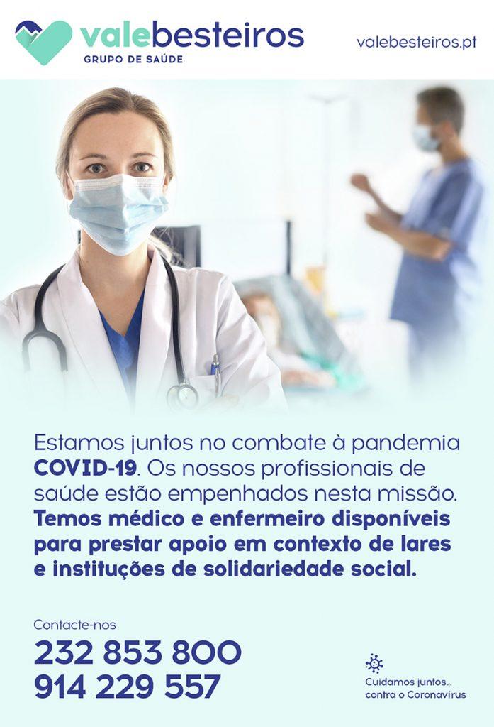 Médico / Enfermagem COVID-19